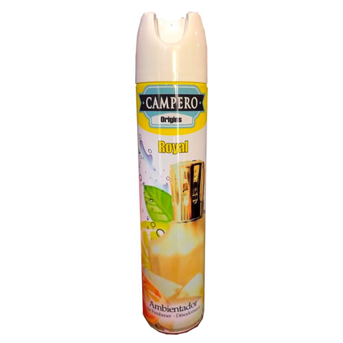 AMBIENTADOR CAMPERO ROYAL 405 ML